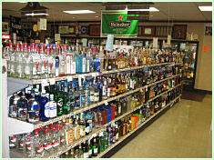 Liquor Store | Alcoholic Beverages | Beer | Wine | Berrien County | Southwestern Michigan